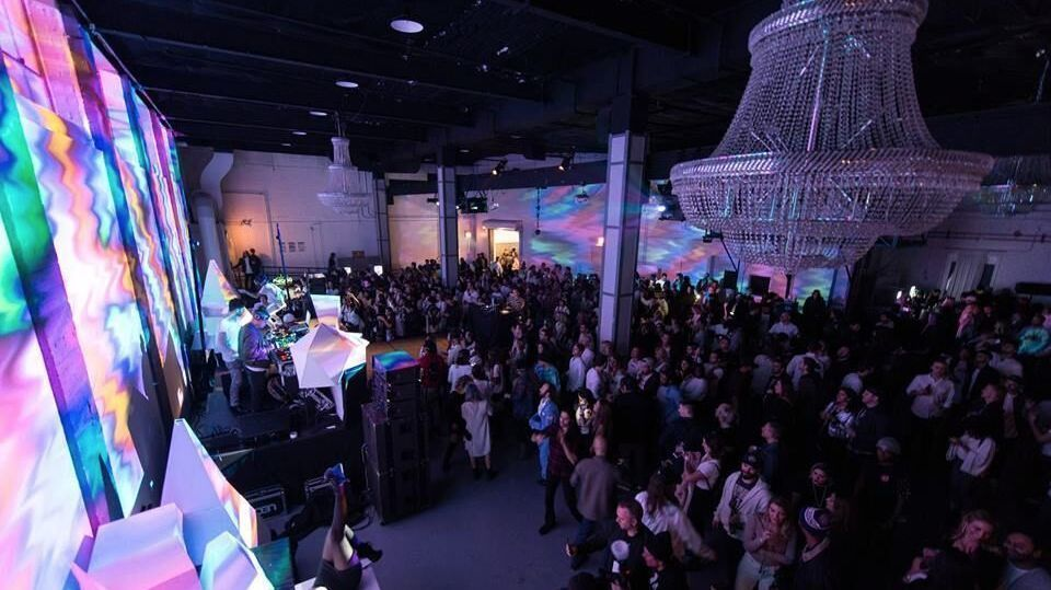 Sub Chroma pop-up brings immersive underground art experience to EXPO