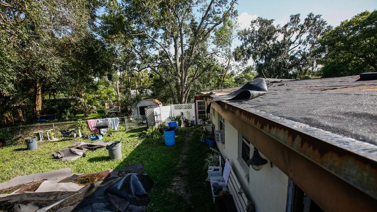 Hurricane Irma - Tuesday