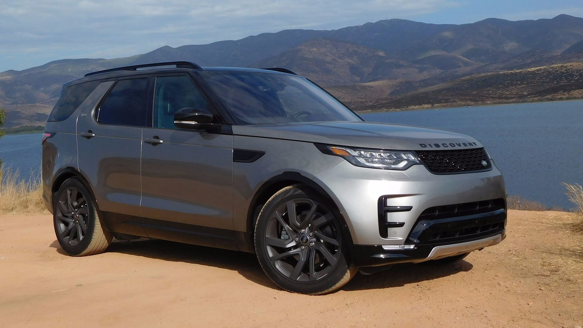 Land Rover Discovery Shockproof British luxury The San Diego