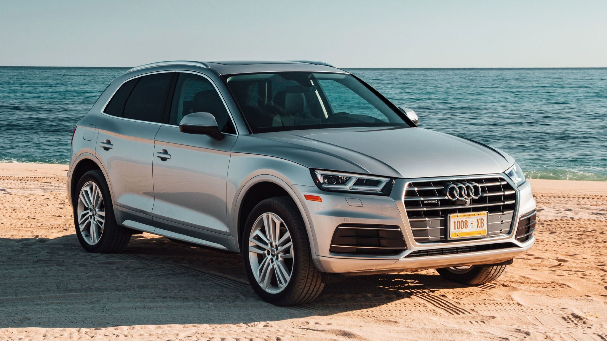 2018 audi q5 2 0t quattro s tronic the san diego union tribune. Black Bedroom Furniture Sets. Home Design Ideas