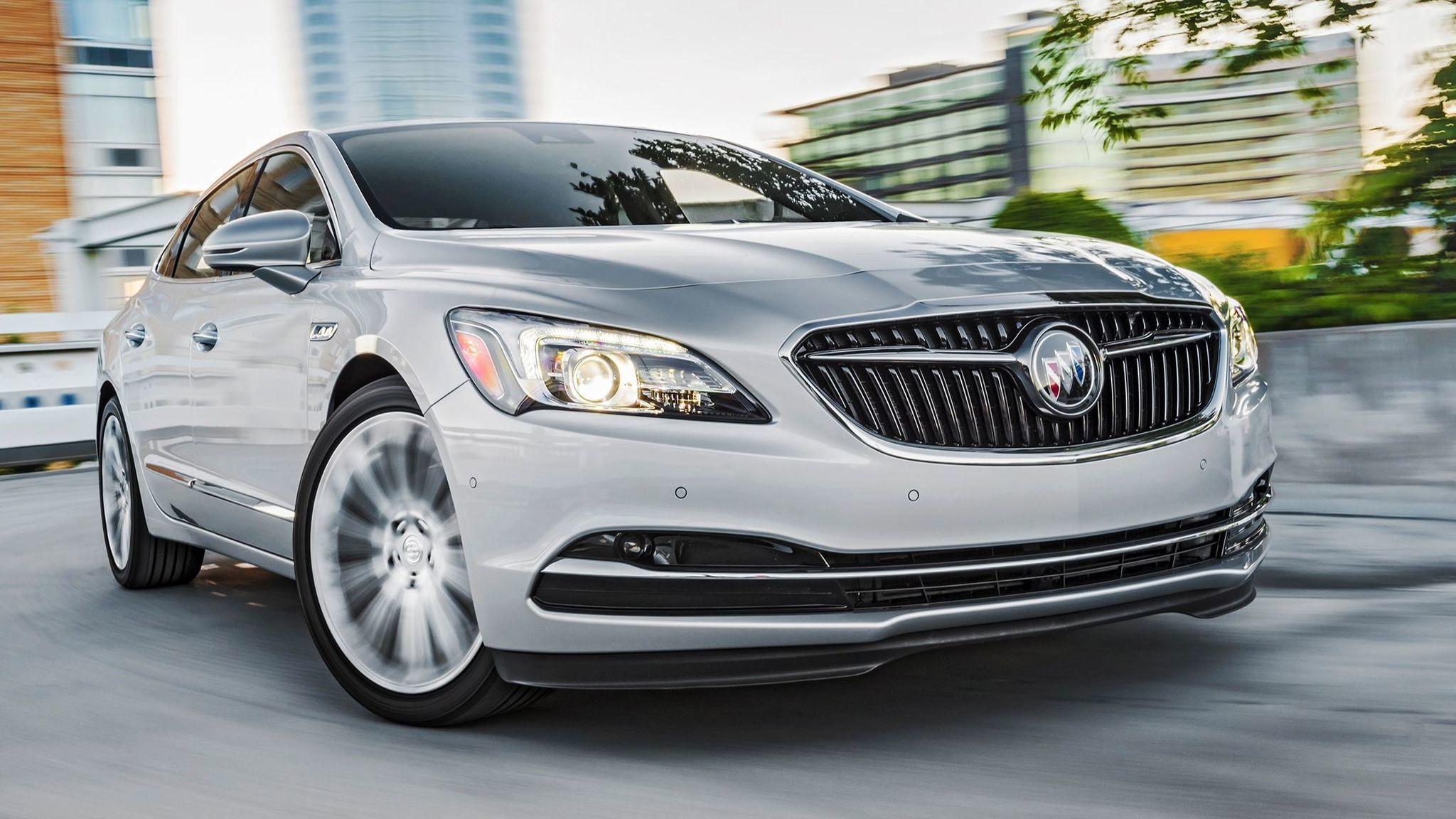 Buick LaCrosse: EPB Apply