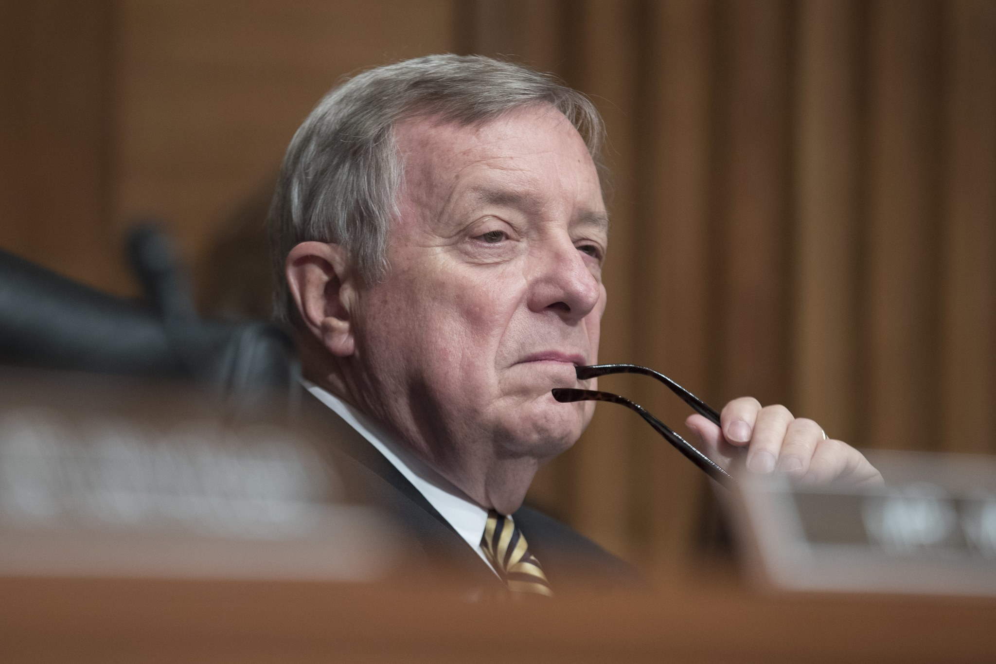 Image result for Dick  Durbin - Dogmatic Demagogue