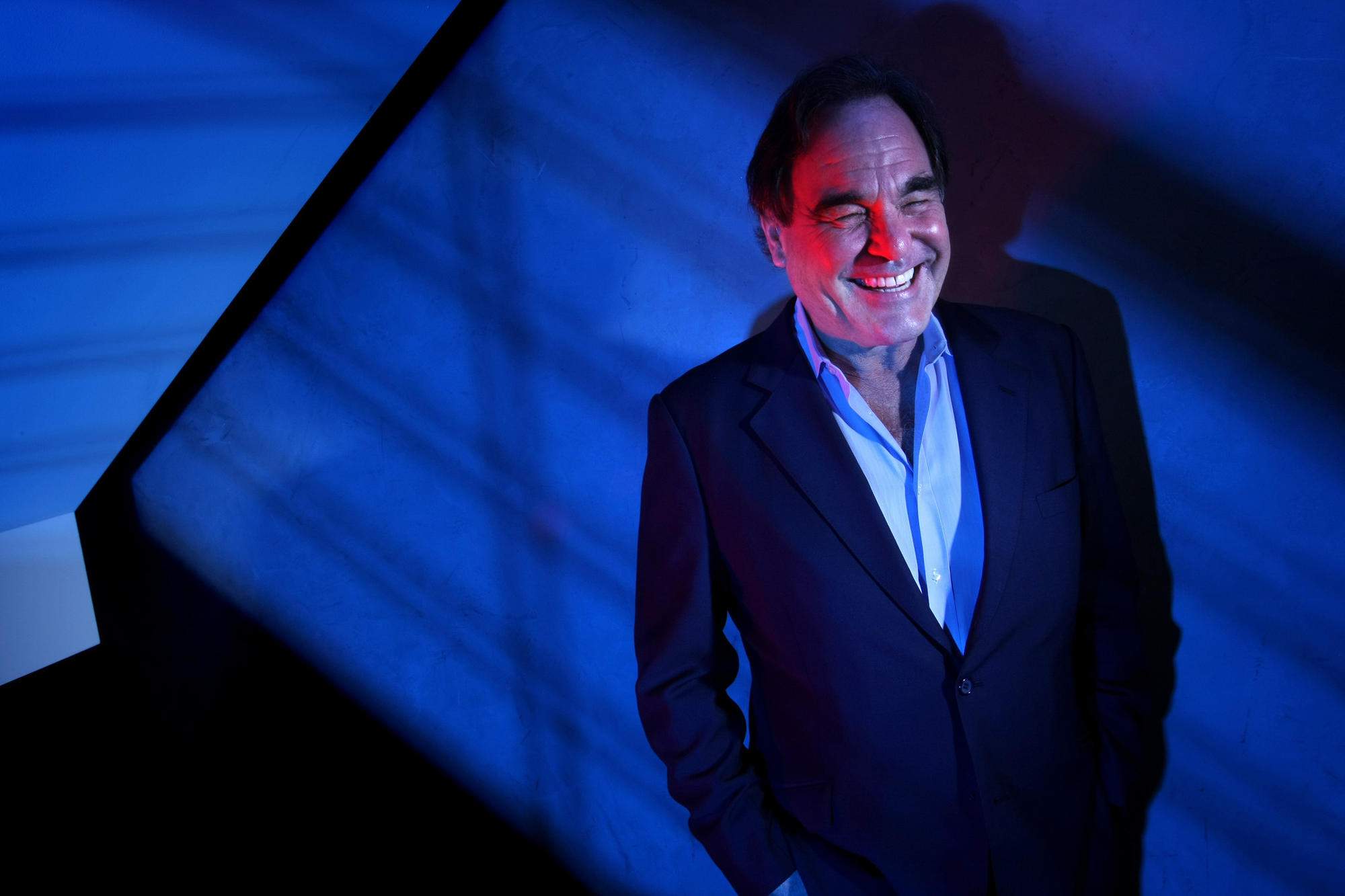 "Oliver Stone says he will ""recuse"" himself from ""Guantanamo"" if Weinstein Co. is involved."