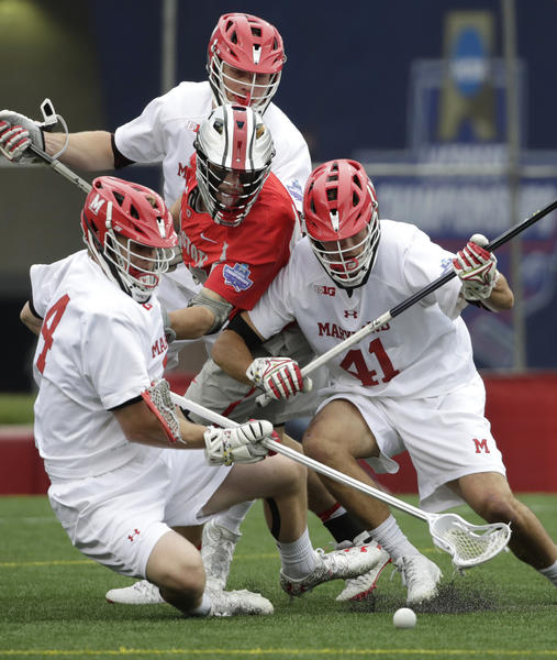 Digest (Sept. 12): Terps, Towson to play Team USA at classic