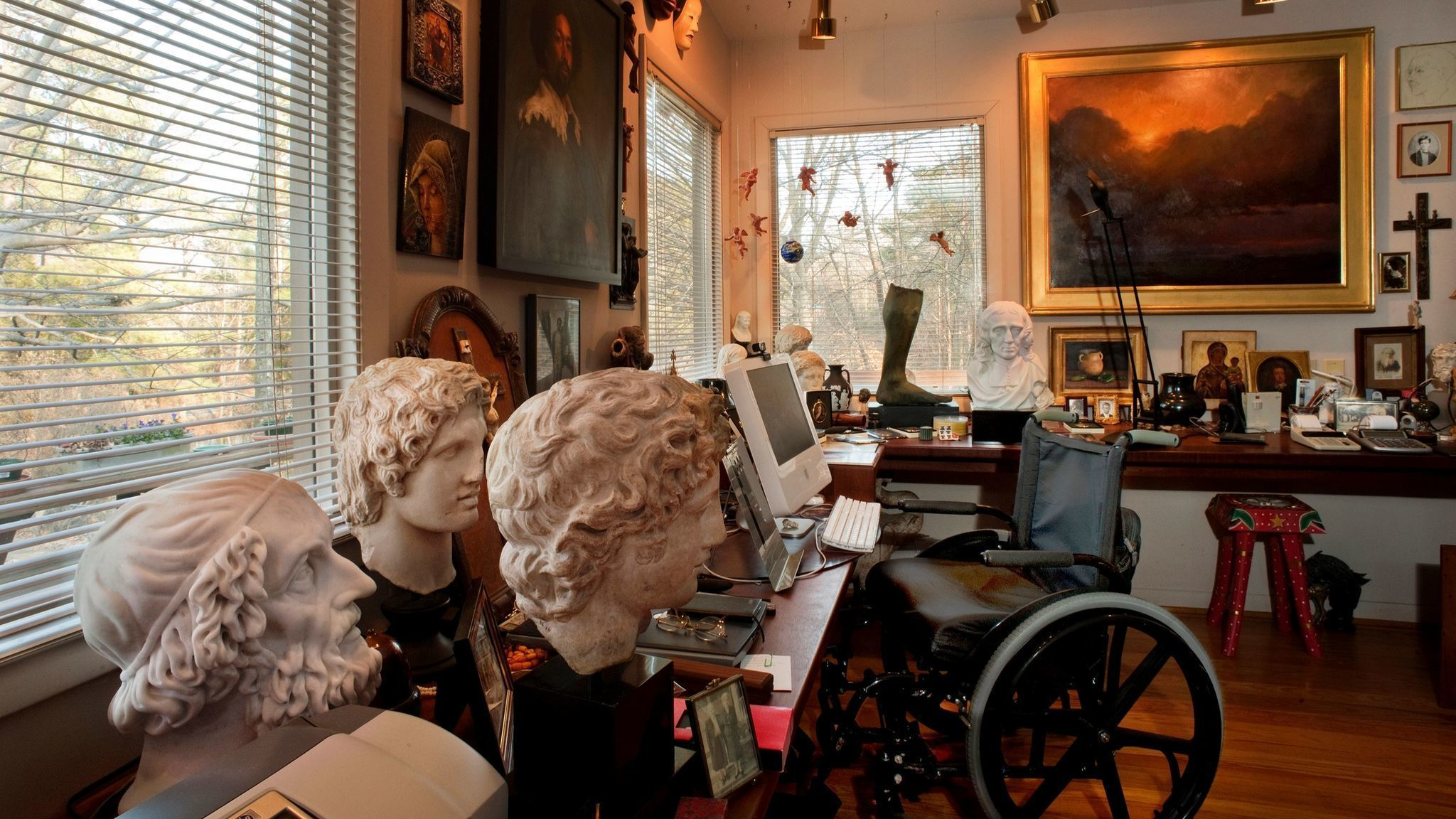 'Dream of a House' tours the eclectic home of writer Reynolds Price - LA Times