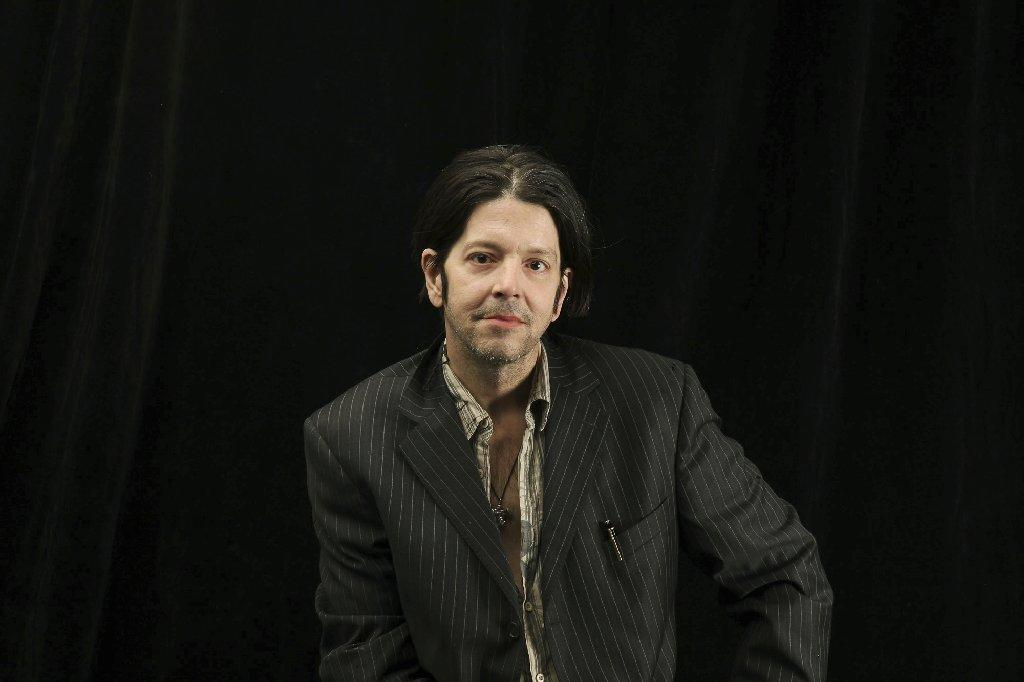 Grant Hart is seen in 2009. (Elizabeth Flores / Star Tribune via Associated Press)