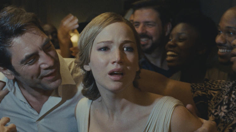 'mother!' trailer