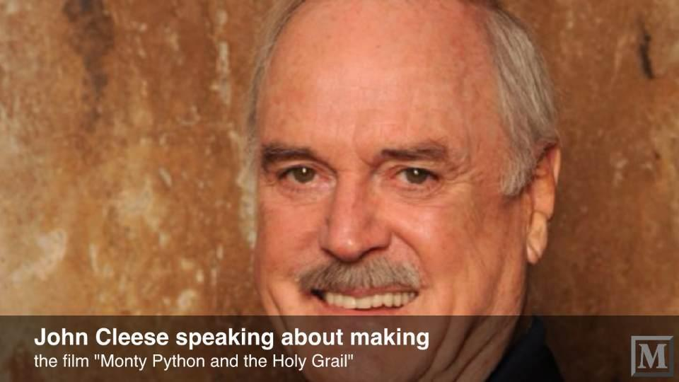 John Cleese On His Favorite Monty Python Movie And Why He Thought Spamalot Would Flop The Morning Call