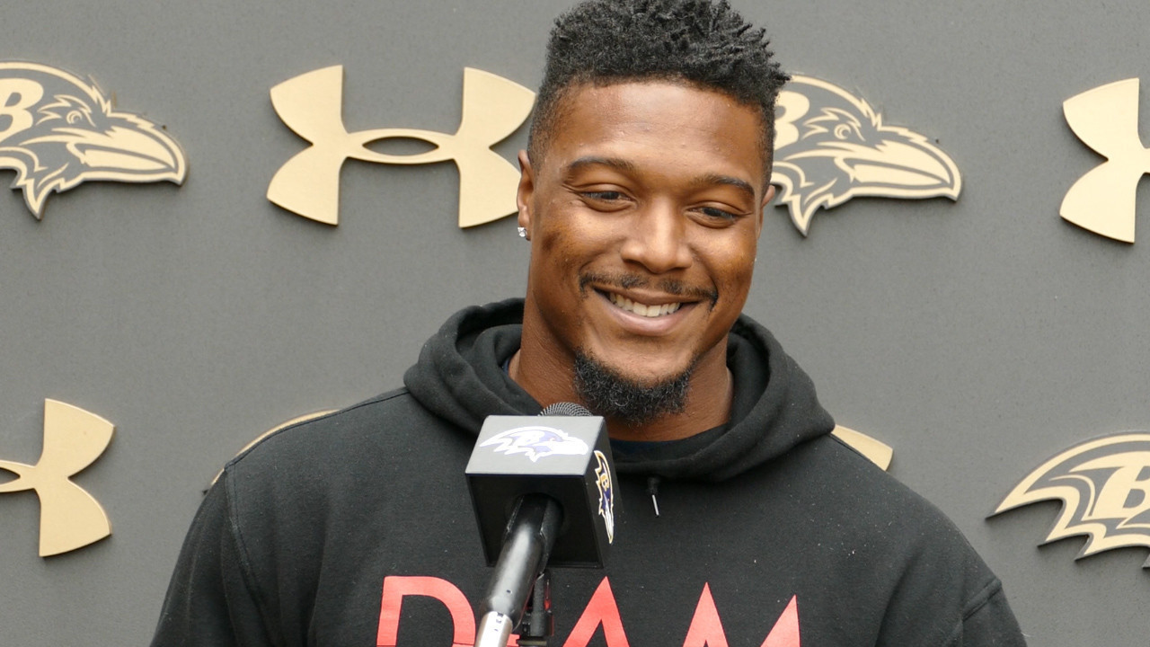 Ravens Tony Jefferson on facing a rookie QB Baltimore Sun