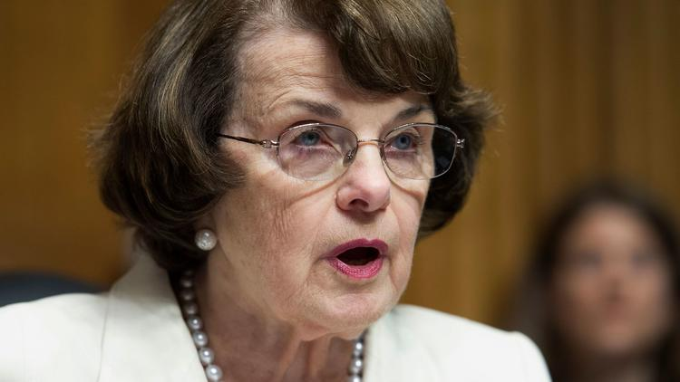 Sen. Dianne Feinstein reintroduces assault weapons ban legislation