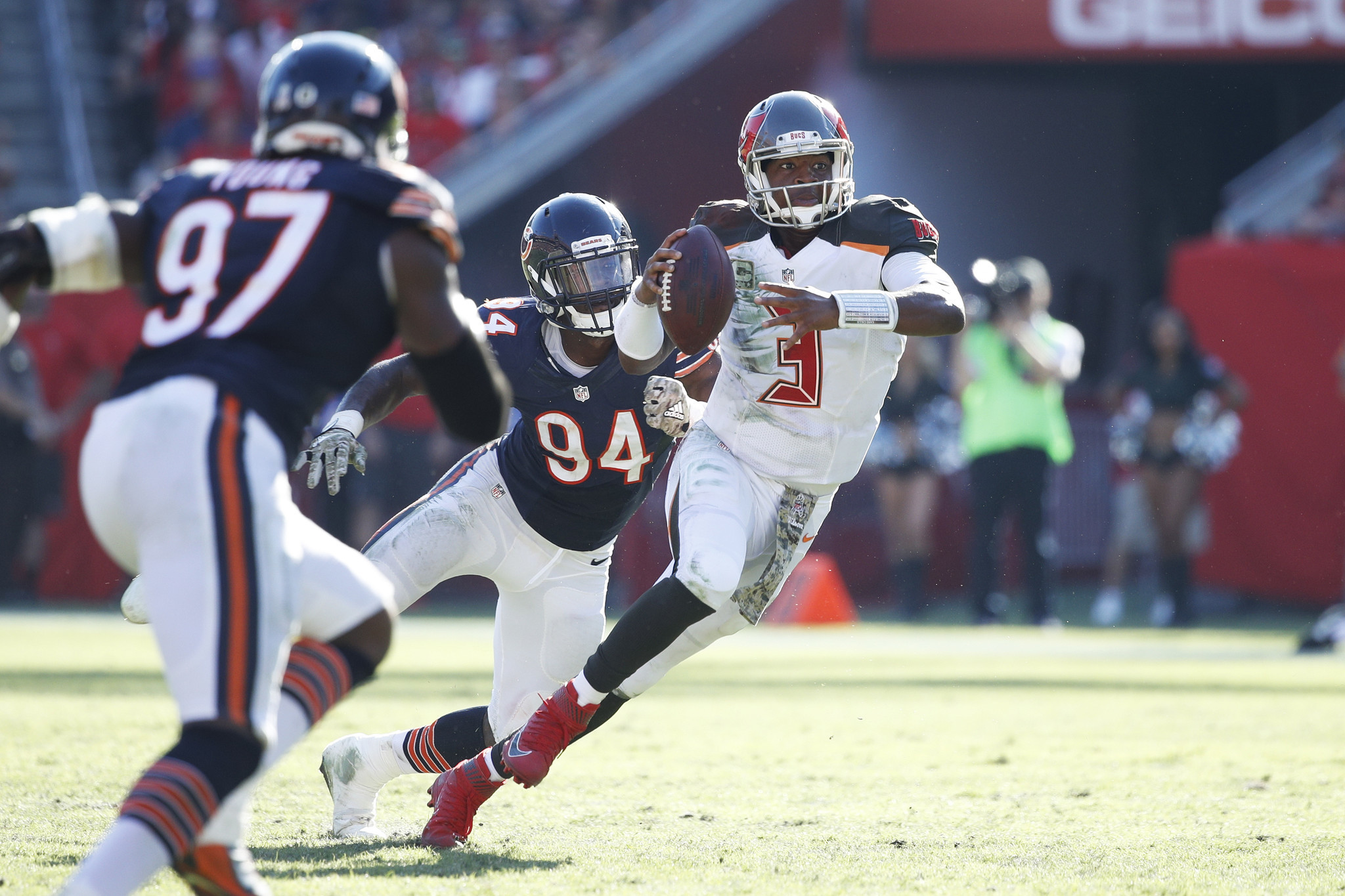 Jameis Winston s evolution could give Bears glimpse of their