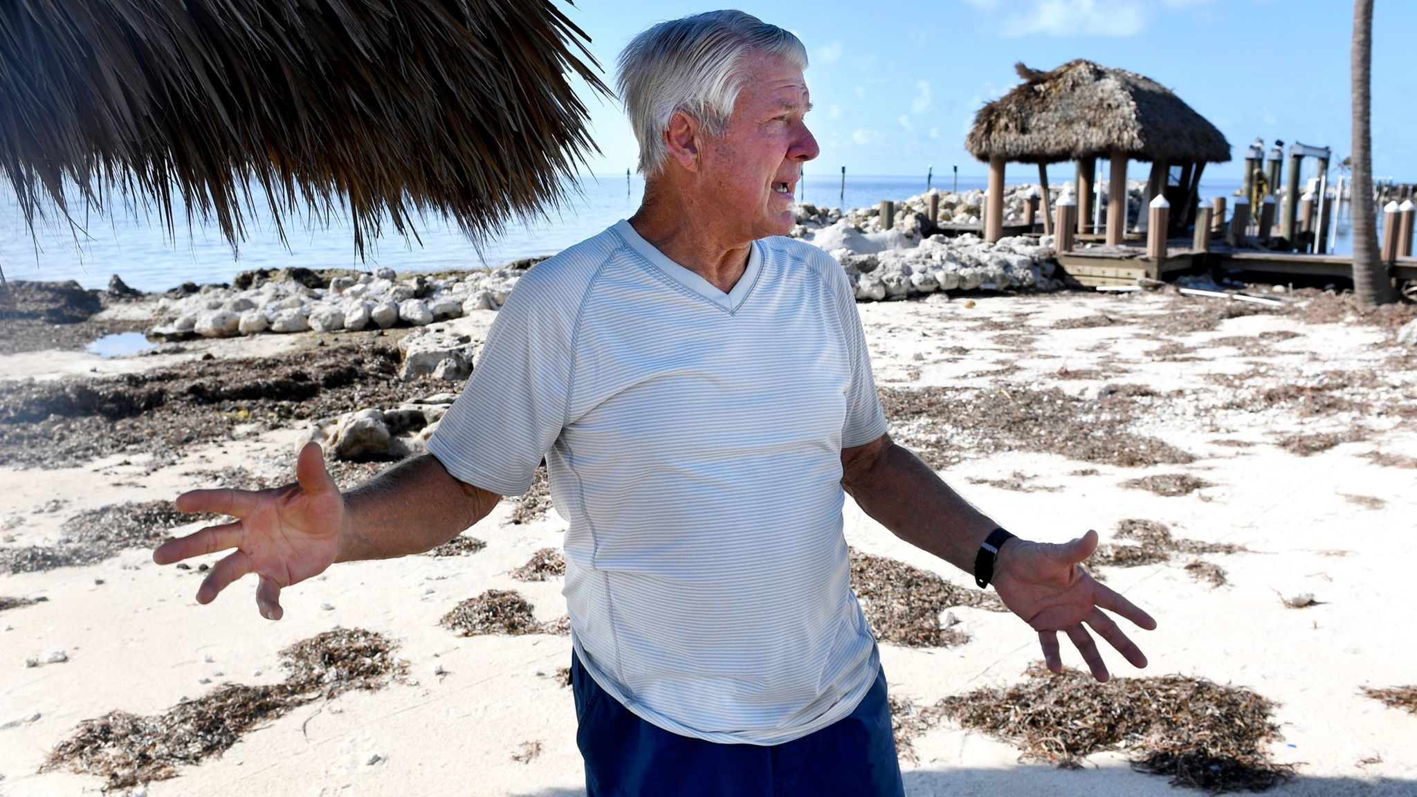 Hyde Jimmy Johnson In Pain In Tears And In Resolve To