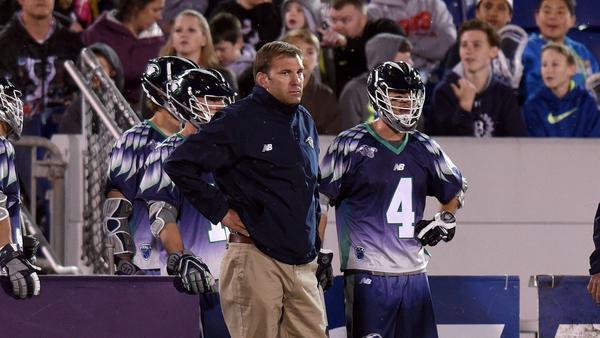 Bayhawks part ways with head coach