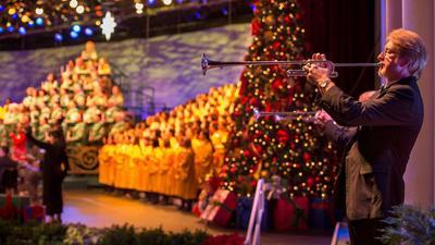 Disney World unwraps more 2017 holiday details