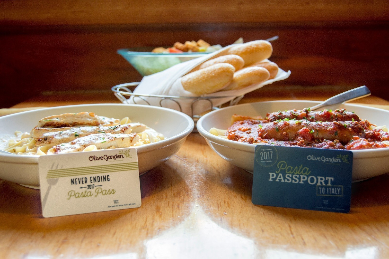 Olive Garden\'s pasta passes sold out in less than 1 second - Chicago ...