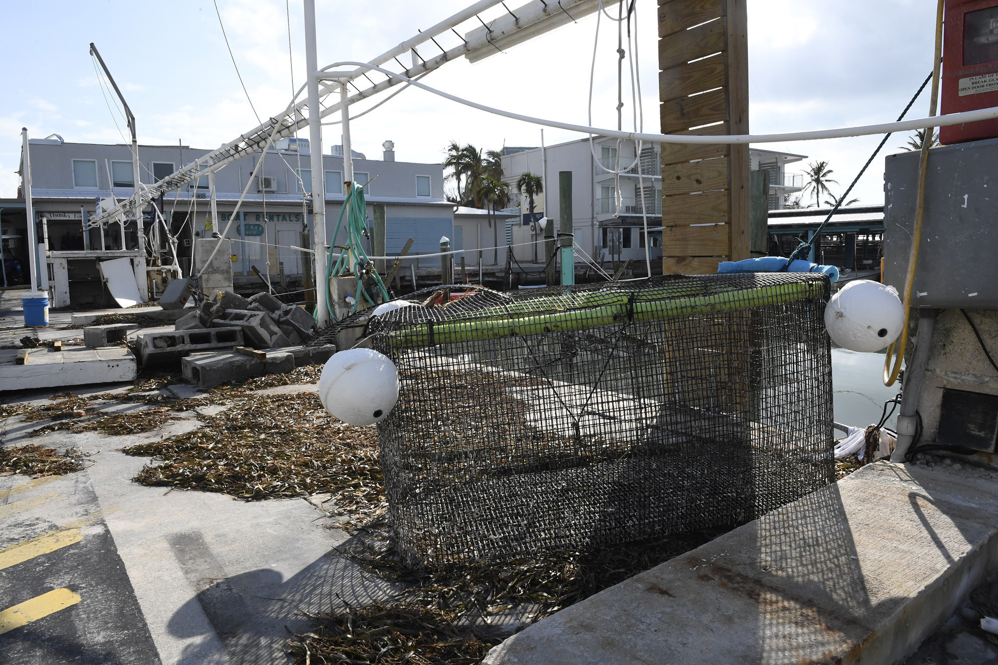 What Happened To Holiday Isle After Hurricane Irma Sun Sentinel