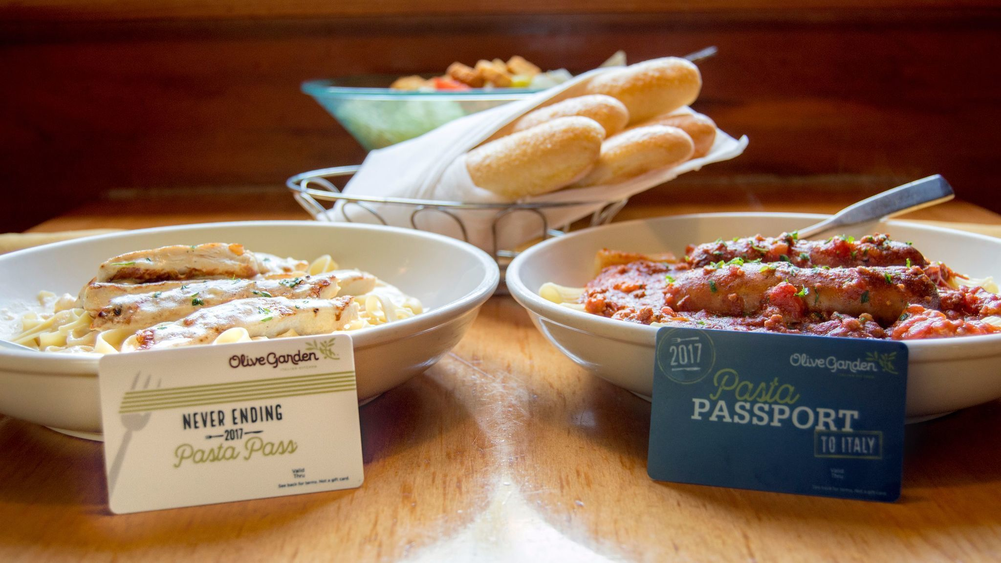 Olive Garden pasta passes sell out in \'less than 1 second\' - Orlando ...