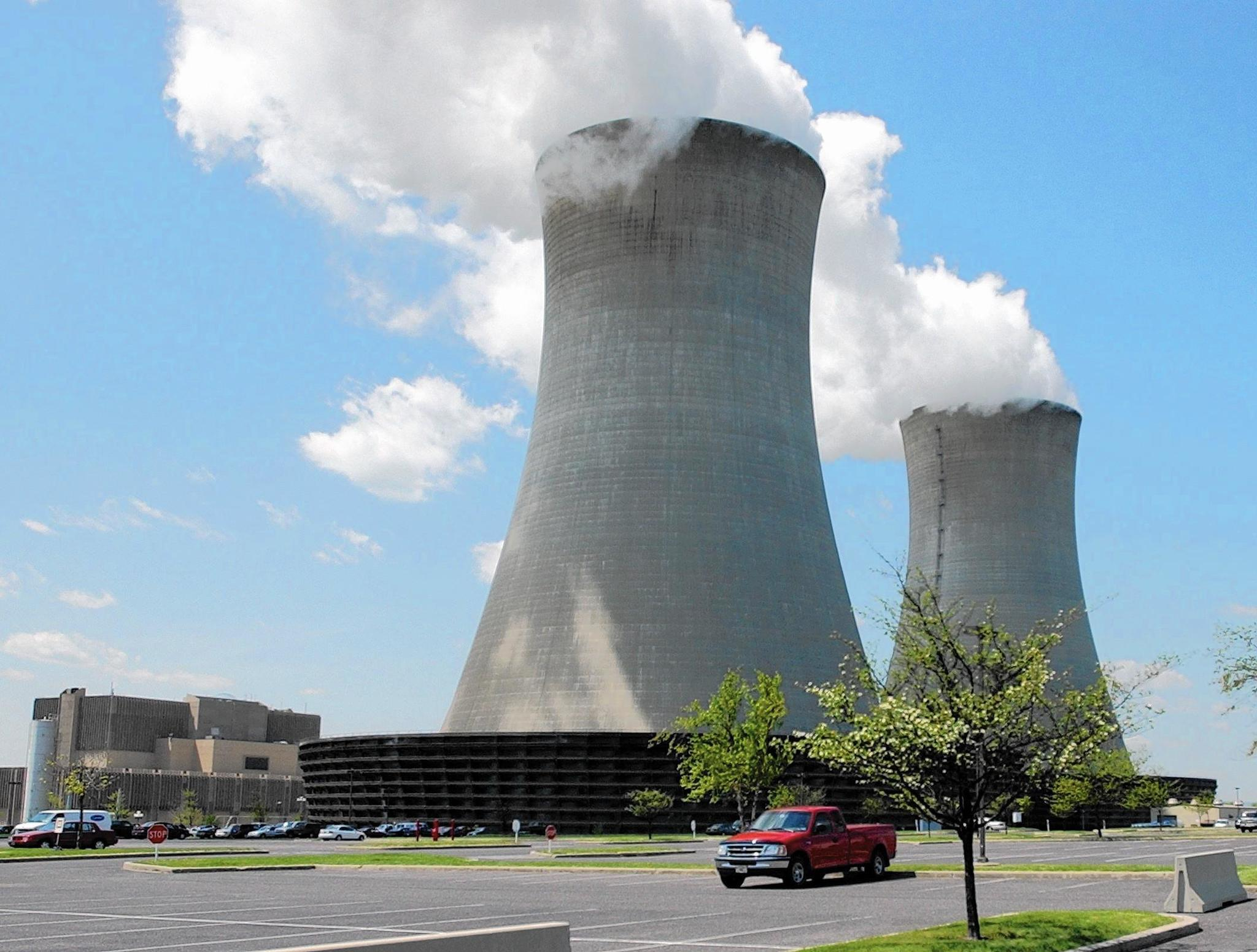 David Gannon Limerick Nuclear Power Plant Reliable Source
