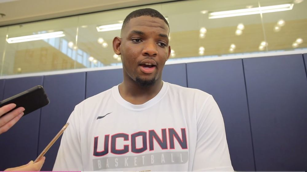 Meet The UConn Newcomers: Eric Cobb Can't Wait For Second ...
