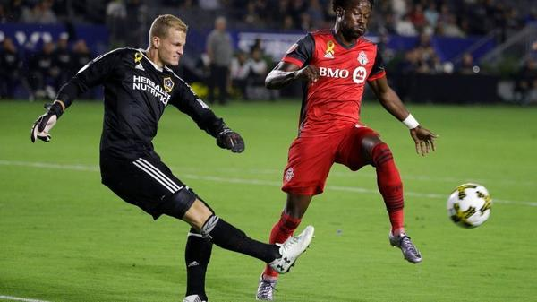 Jon Kempin can't rescue Galaxy in 4-0 loss to Toronto