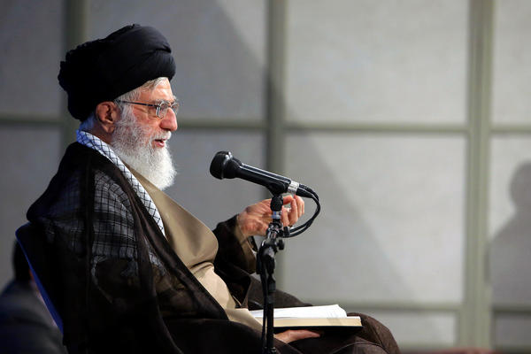 Iran's Supreme Leader Vows a Strong Response Against Attempts to Derail JCPOA