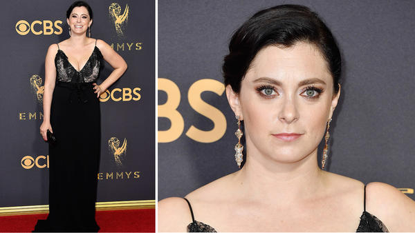 Rachel Bloom attends the 69th Primetime Emmy Awards on Sept.17, 2017. (Getty Images)
