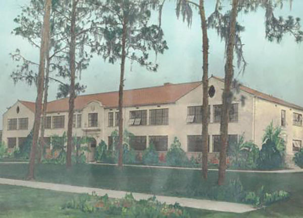 Grand Avenue Primary Learning Center in 1938-1939.