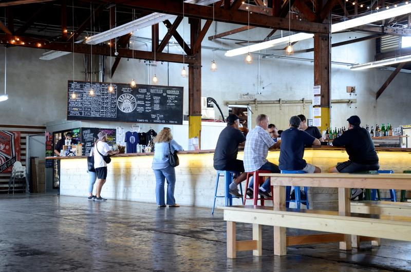 Brouwerij West. (Christopher Reynolds/Los Angeles Times)