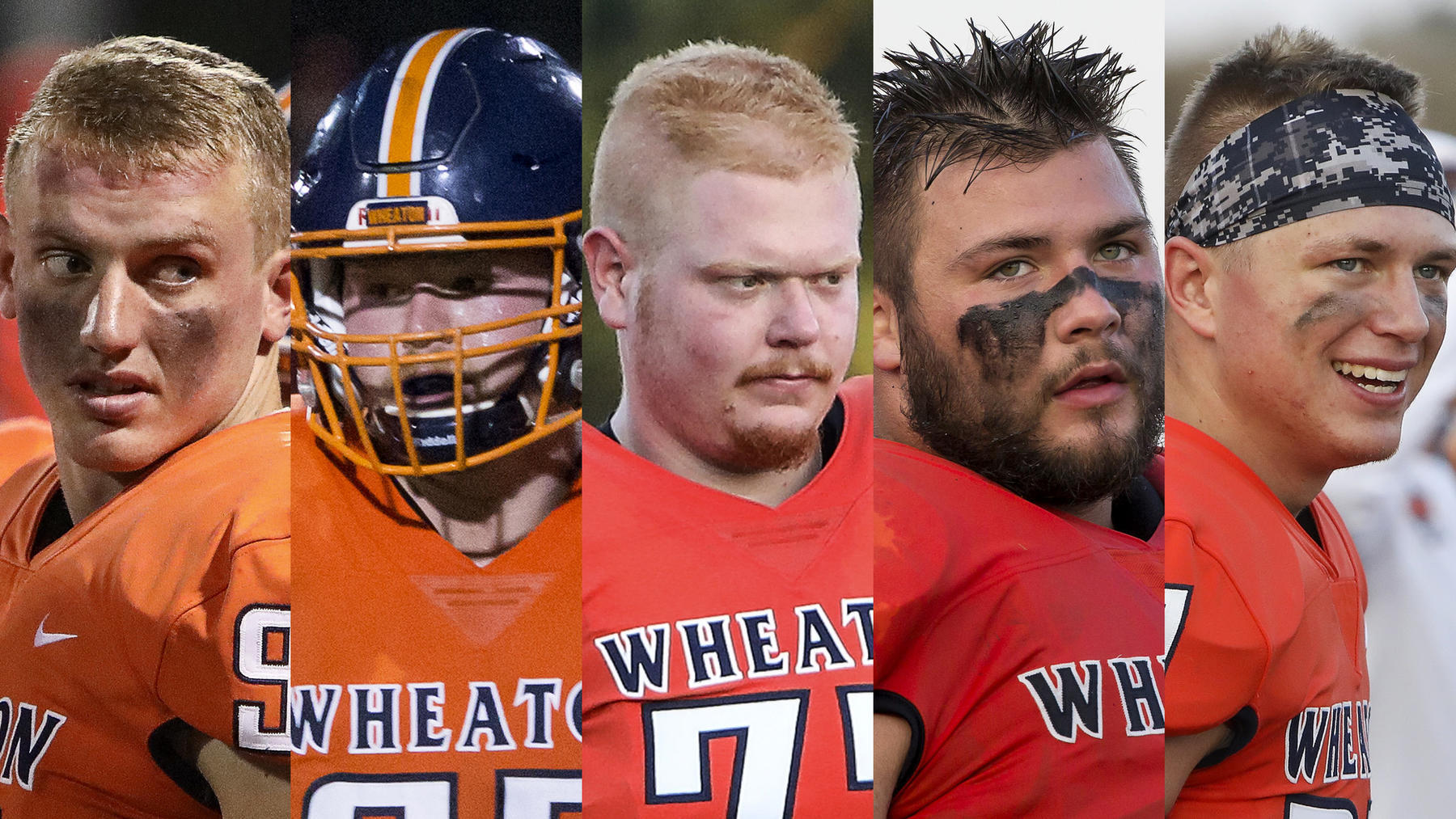 5 Wheaton College football players face felony charges in hazing incident