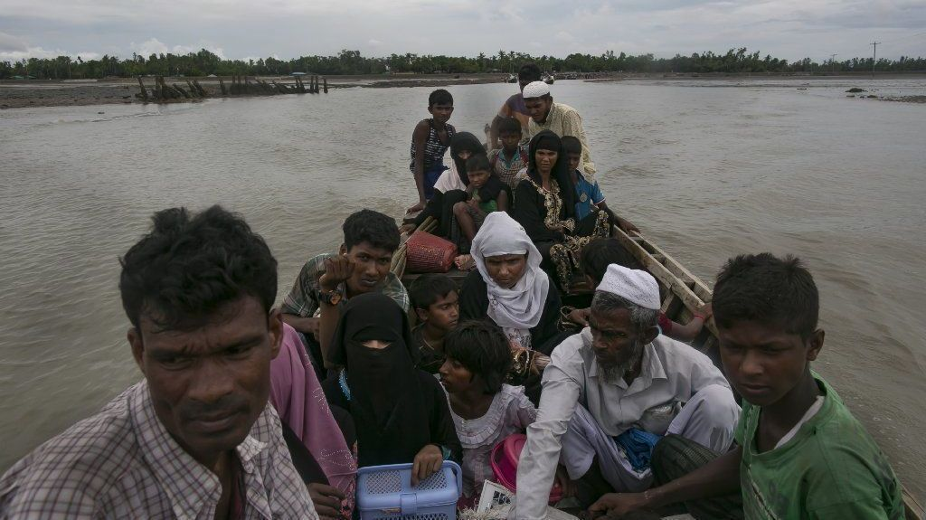 The U.N. says Rohingya Muslims are facing ethnic cleansing ...