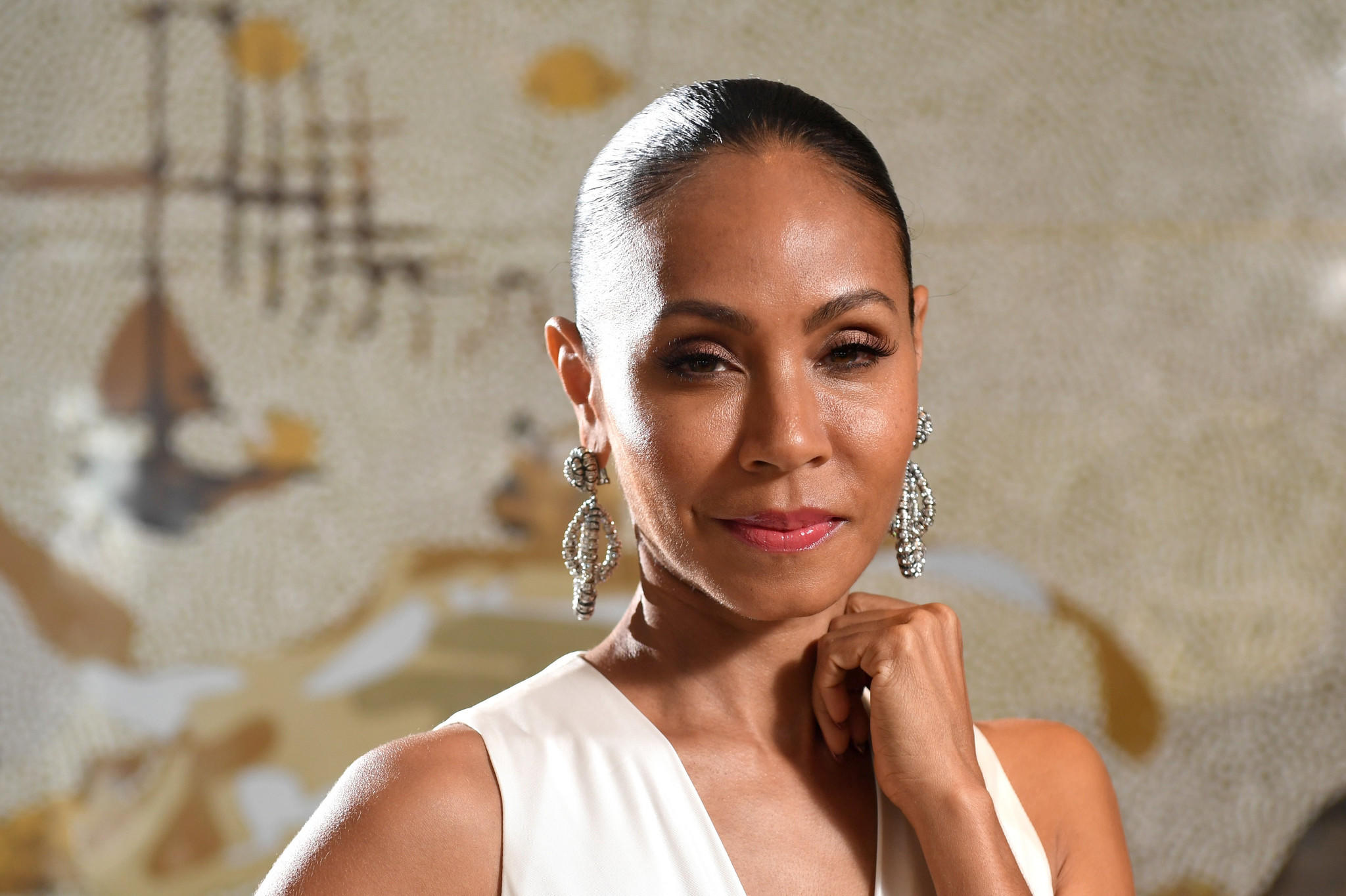 Jada Pinkett Smith talks about religion, says she is not a Scientologist
