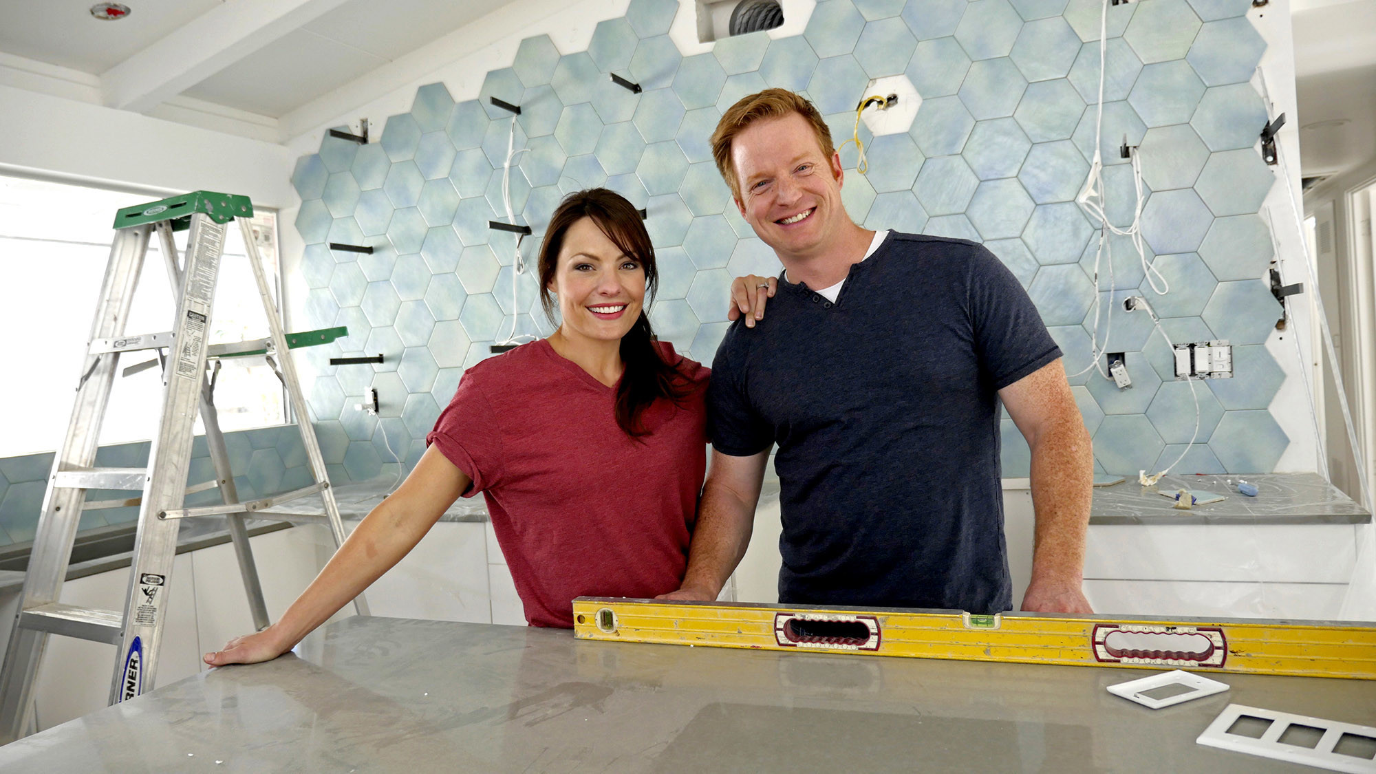 HGTV's 'Desert Flippers' puts a Midwestern spin on Palm Springs midcentury design