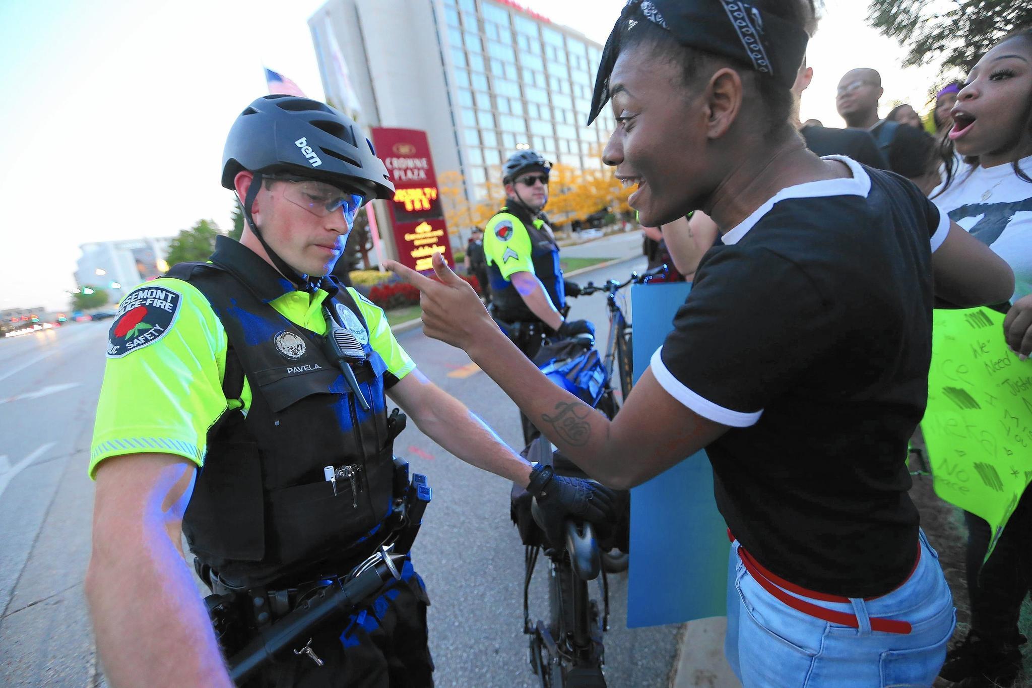 Kenneka Jenkins Case Highlights Mistrust Of Police
