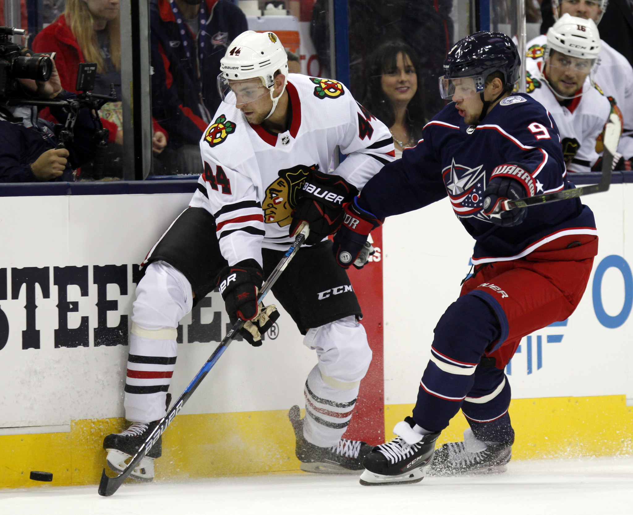 Artemi Panarin on trade to Blue Jackets: 'This is business, baby ...