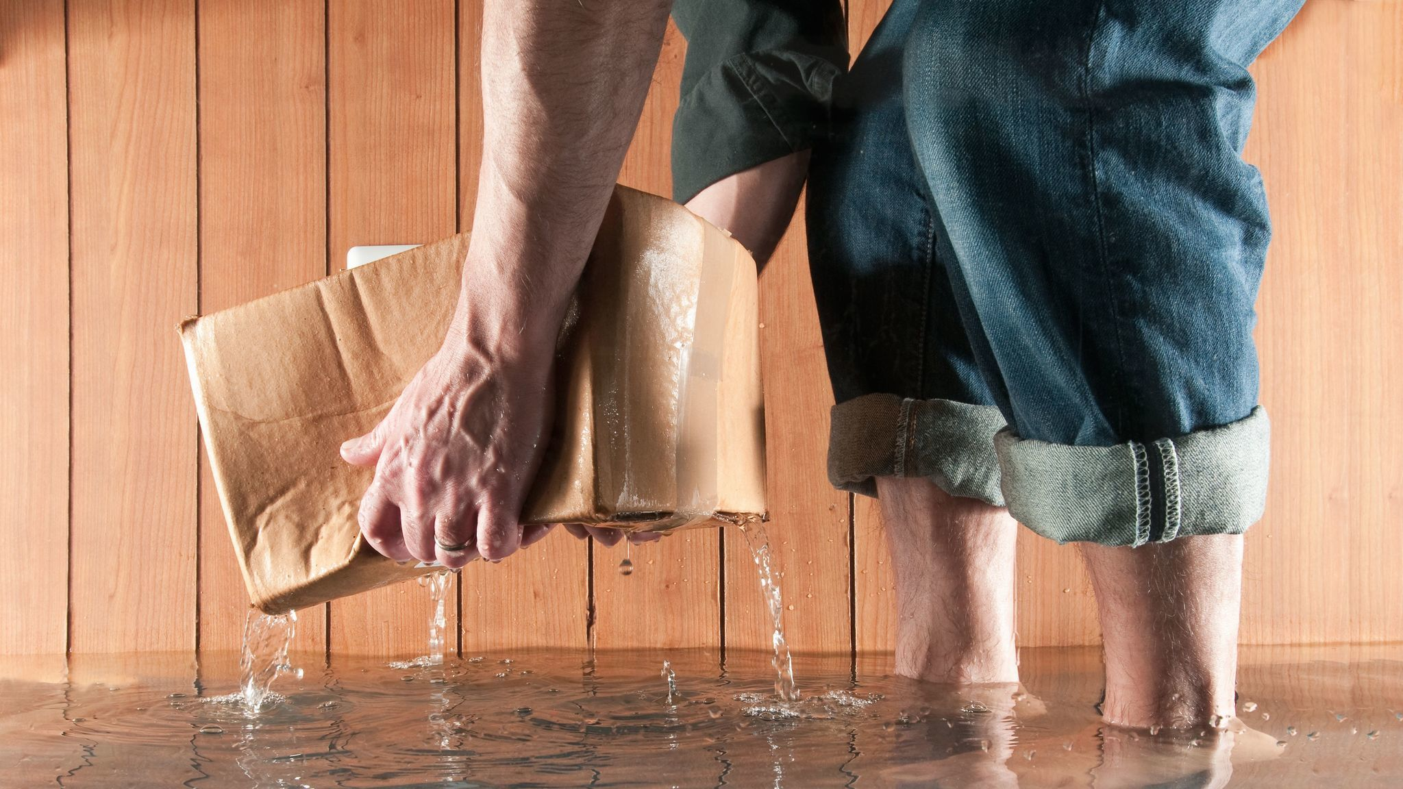 Reckoning with water damage, from flooded basements to faulty dishwashers