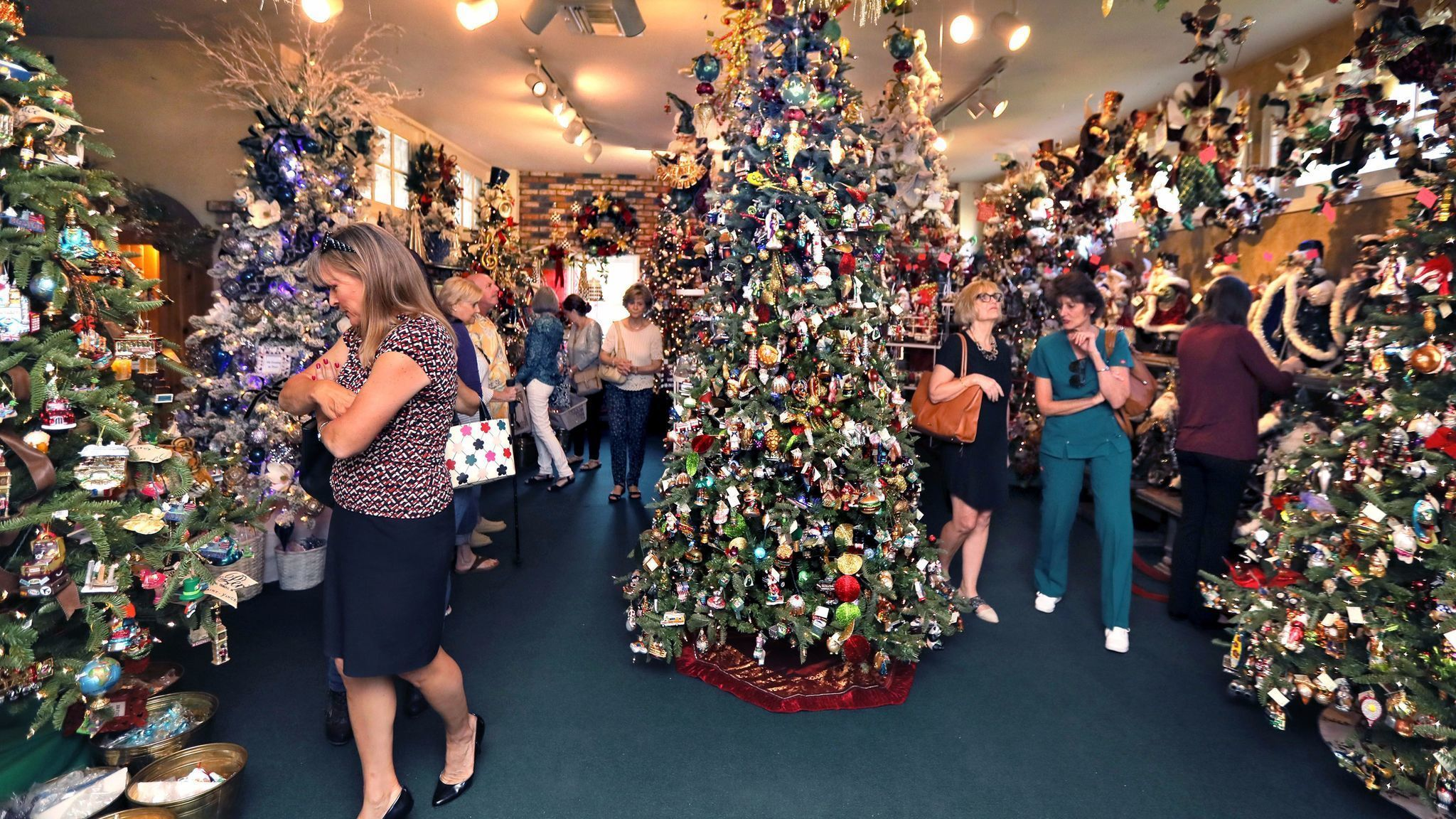 A holiday wonderland opens again in Escondido - The San Diego Union ...