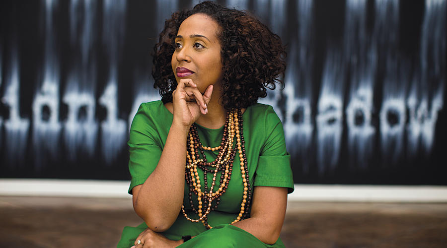 Naima Keith's Electric Vision: Giving the California African American Museum a Jolt of Energy