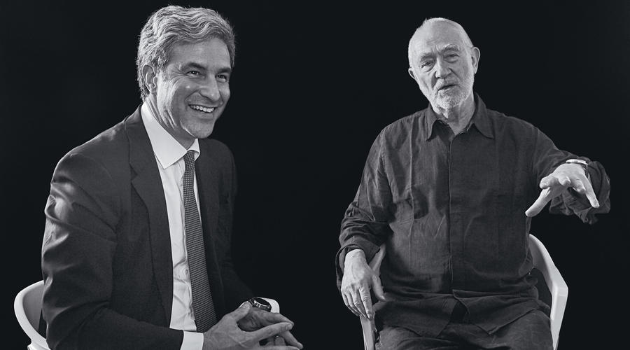 Q&A: Peter Zumthor and Michael Govan: Delineating a Bold Vision for LACMA's Future