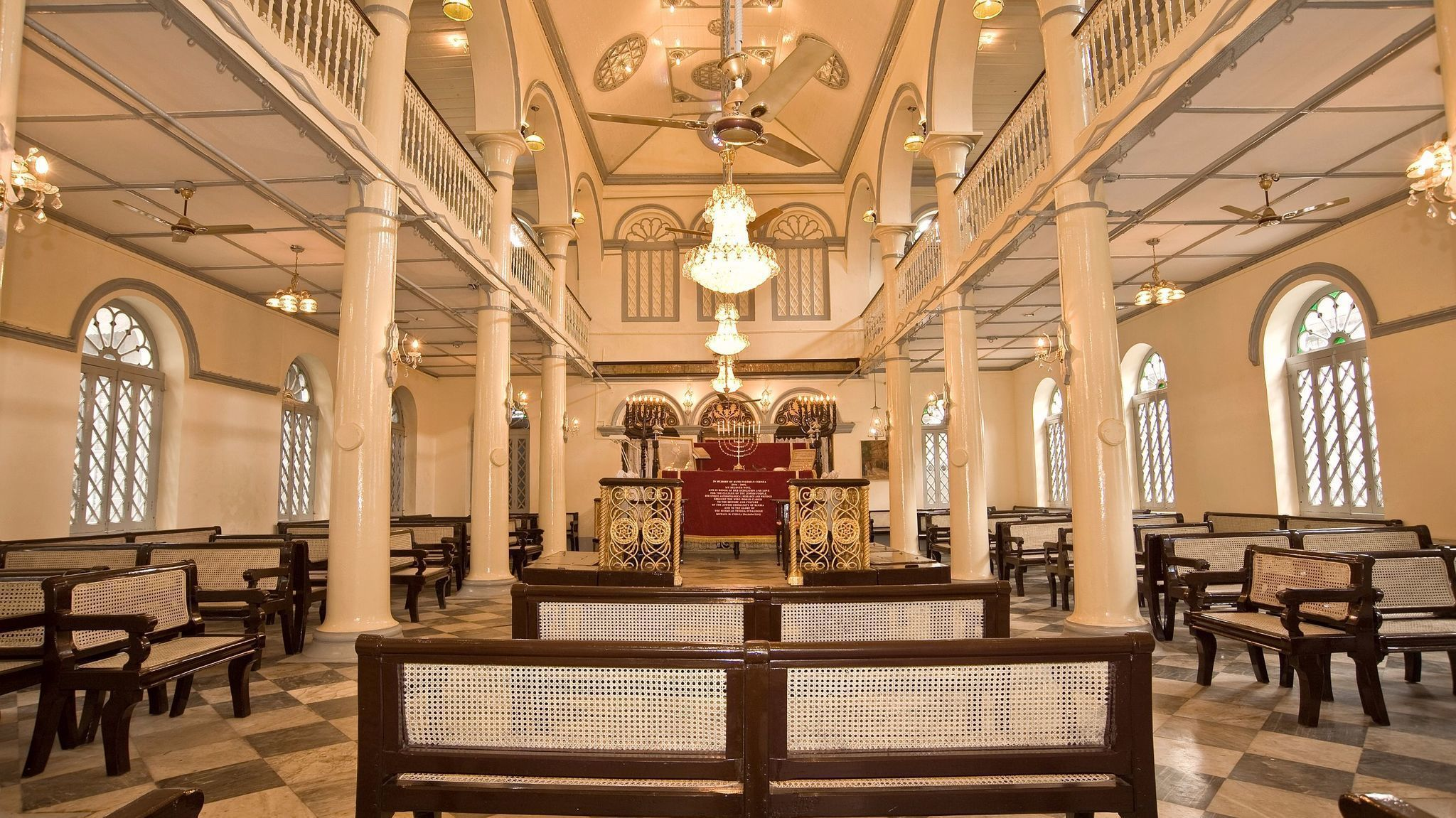 Rabbis lead Jewish heritage tour to Southeast Asia's synagogues