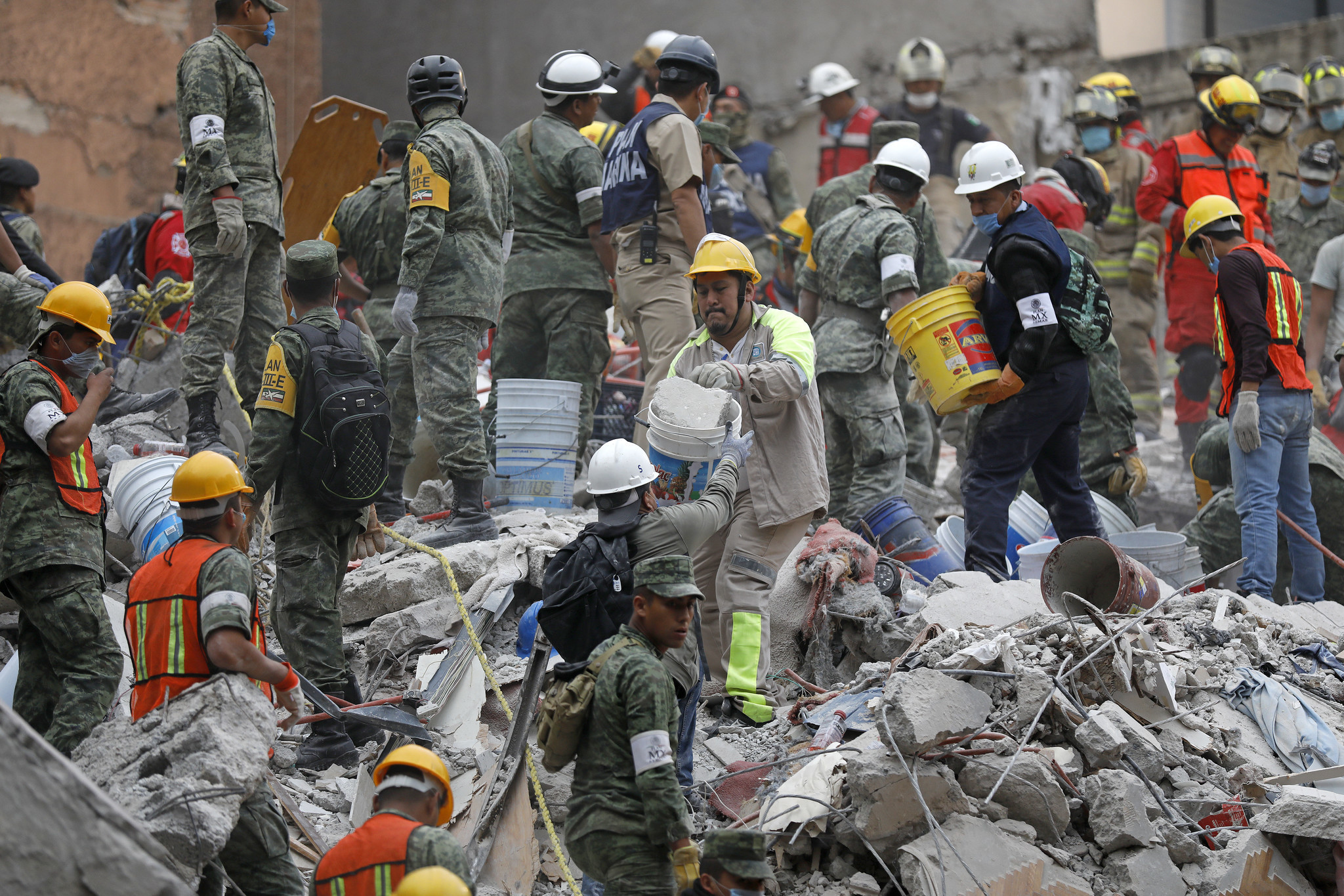 How to help Mexico's earthquake victims