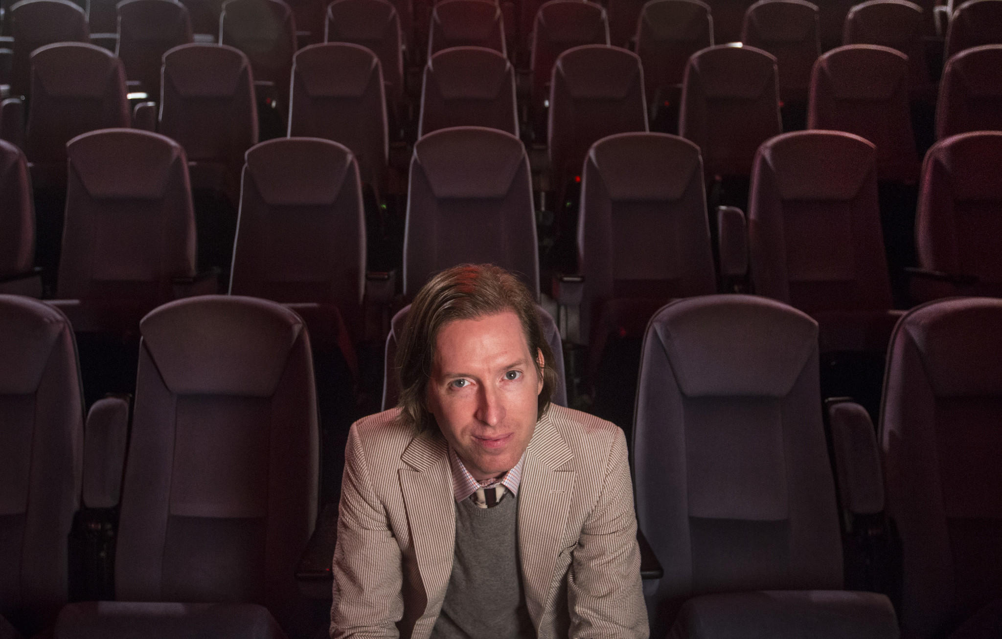 "Wes Anderson's next film is ""Isle of Dogs."" (Lawrence K. Ho / Los Angeles)"