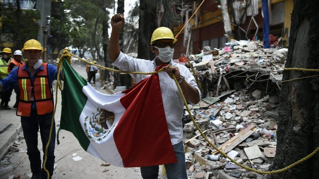 Mexico earthquake: How to help victims, rescue efforts now - The San Diego Union-Tribune