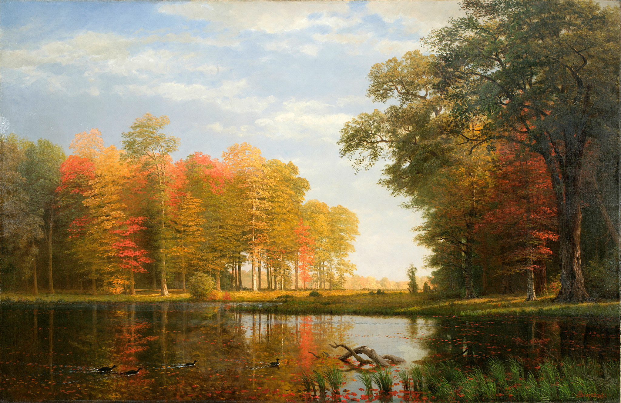 Allentown Art Museum Shines Light On Hudson River School Landscapes