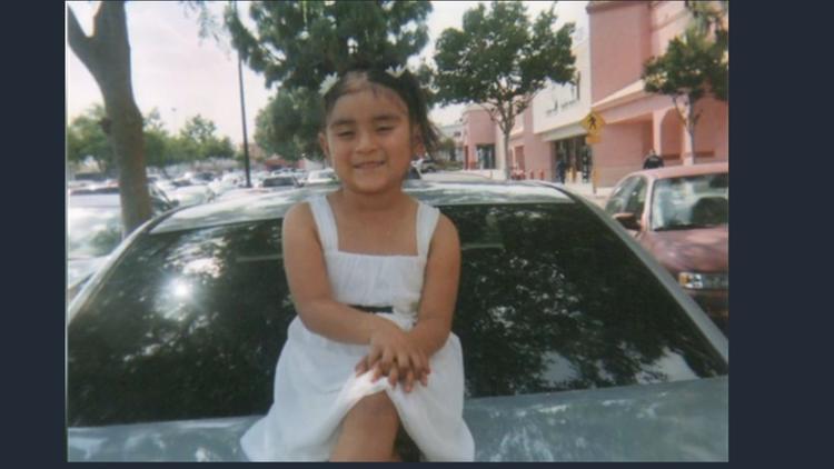 Isabella Sanchez, before the crash (Family photo)