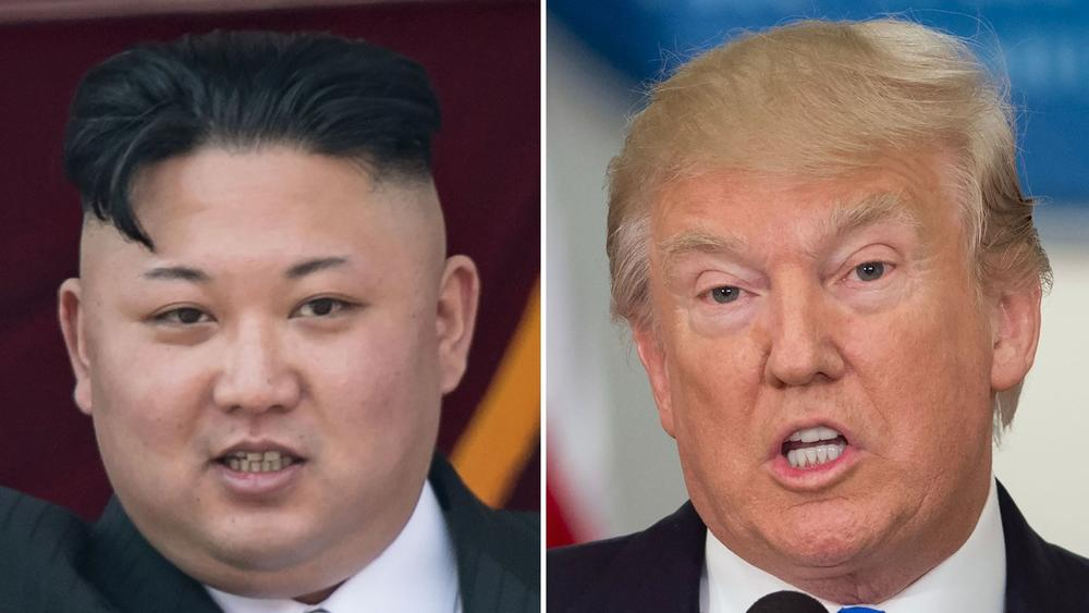 Senior aides to President Trump repeatedly warned him not to deliver a personal attack on North Korea's leader at the United Nations this week, saying insulting the young despot in such a prominent venue could irreparably escalate tensions and shut off any chance for negotiations to defuse the nuclear crisis. — Photographs: Agence France-Presse/Getty Images.