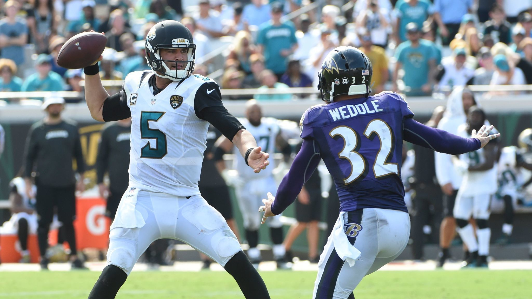 Image result for blake bortles jaguars