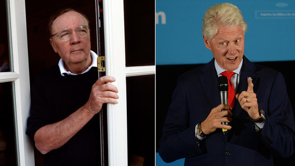 Showtime acquires rights to Bill Clinton-James Patterson novel 'The President Is Missing'