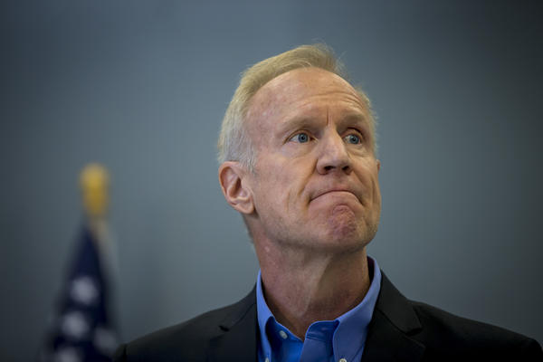 Rauner vetoes geolocation privacy bill aimed at protecting smartphone users