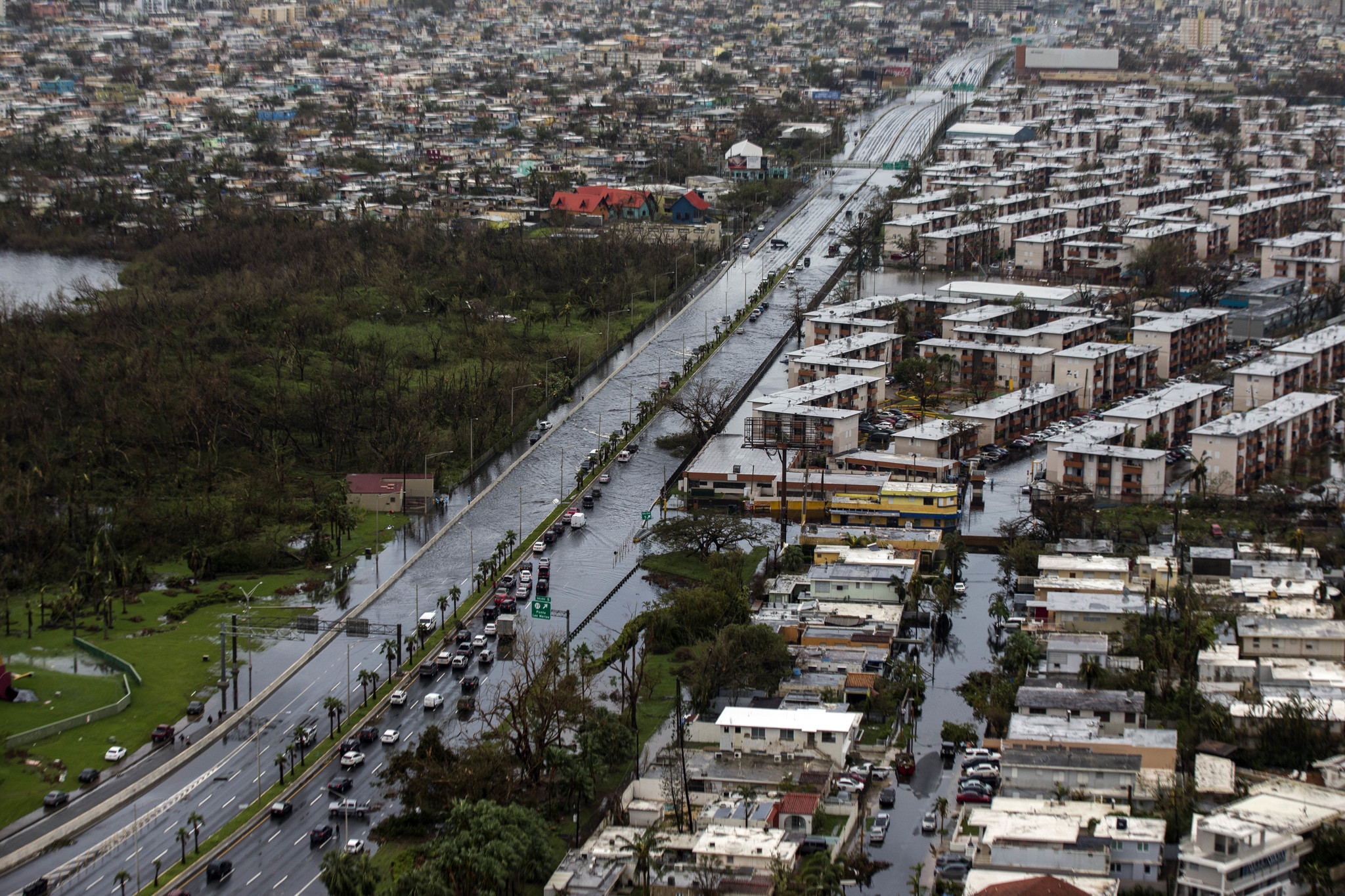 No water, fuel, power, phones: Puerto Rico faces a growing humanitarian crisis in Maria's aftermath