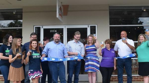 Alewerks opens tasting room at Williamsburg Premium Outlets